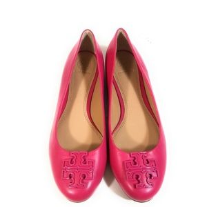 New Tory Burch Women Loafers Leather Size 8.5 M